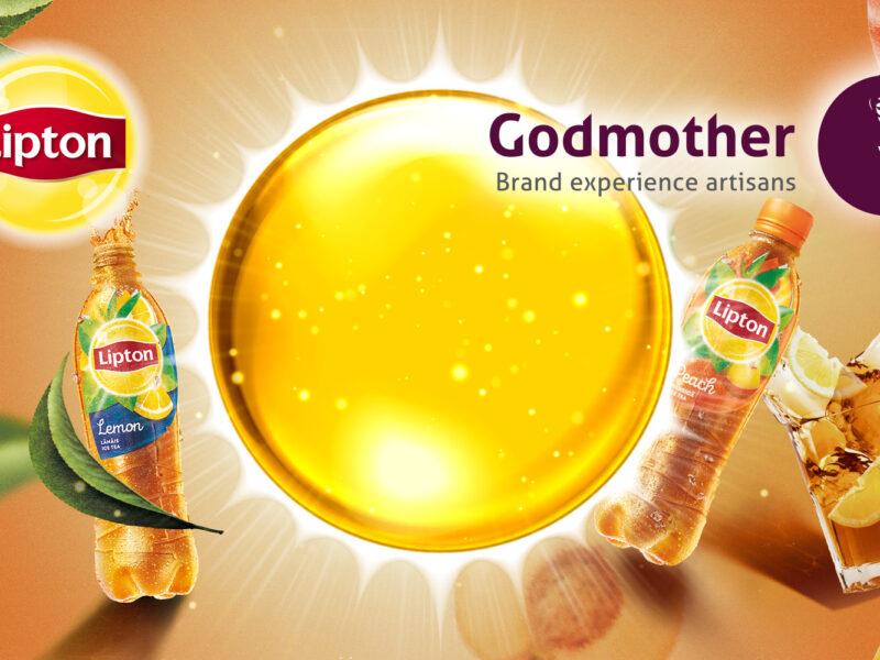 Relationship status: Lipton & Godmother