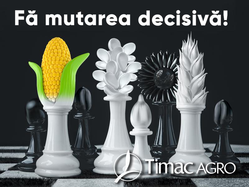 Campanie de comunicare TIMAC